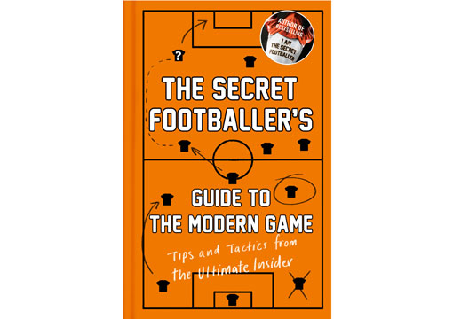secret footballer book reviews
