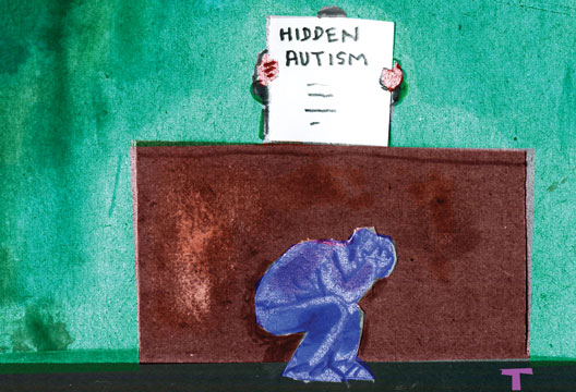 Adult Autism Hidden In Forensic Settings The Psychologist
