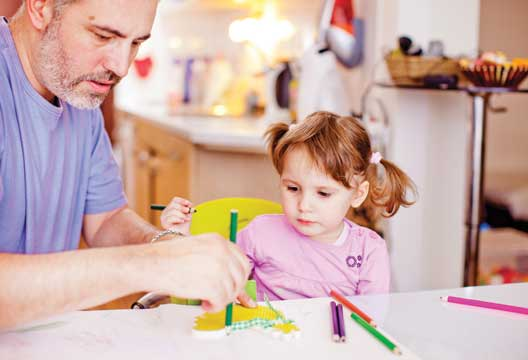 Parenting Children With Developmental >> The Parent Connection The Psychologist