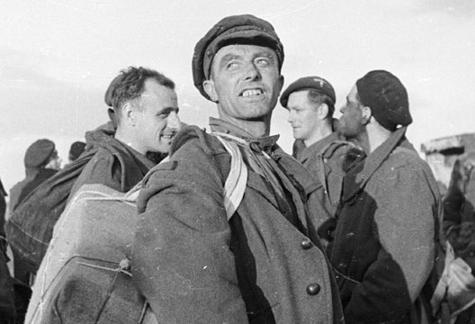 Bringing home World War Two's 'awkward lot' | The Psychologist