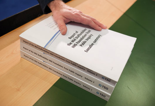 The BMJ Mid Staffordshire Inquiry book