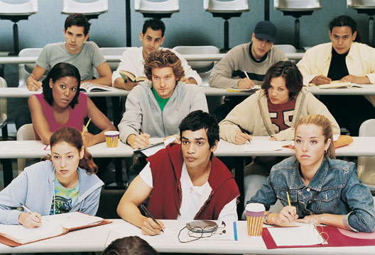 Thesis statement for stress among college students
